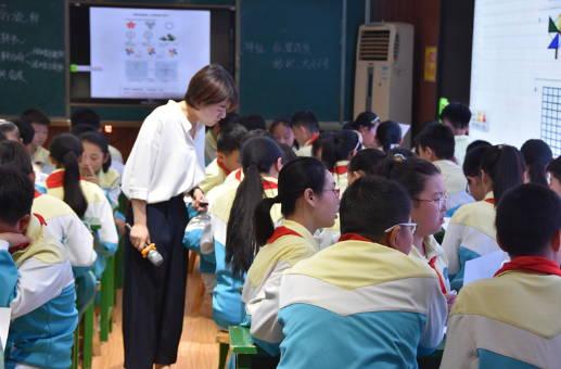 曲阜鲁城街道第三届教学节在田家炳小学举行
