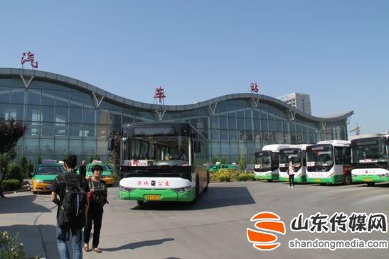 沂水加大便民设施建设 提升城乡交通运输一体化水平