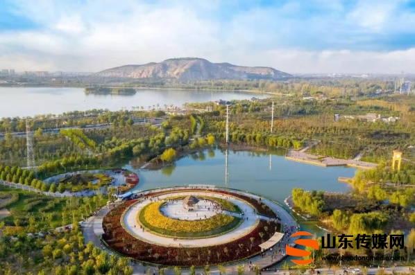 绿色水泊 生态梁山 ---梁山县森林公园建成使用