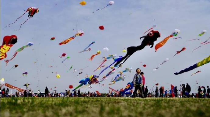 第37届潍坊国际风筝会日程安排出炉,12项活动等你参加!