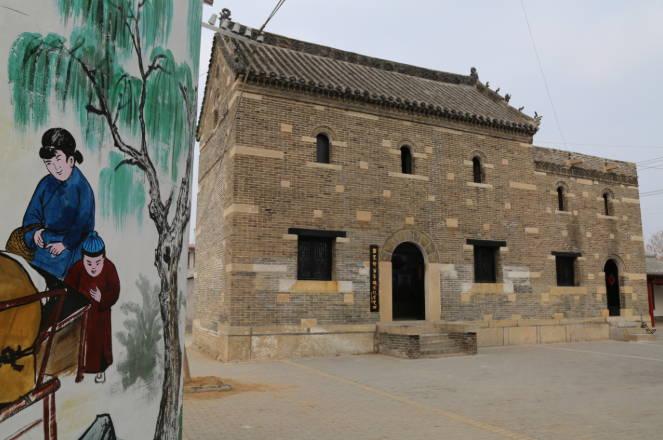 """滕州市鲍沟镇:""""藏""""在百年陈氏旧居中的非物质"""